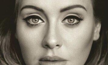 Adele pārspēj ASV albumu pārdošanas rekordu