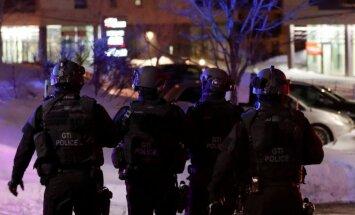 Kanādā izvirza apsūdzības mošejā sešus cilvēkus nošāvušajam uzbrucējam