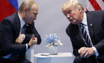 CNN: Трамп на встрече с Путиным планирует заключить сделку по Сирии