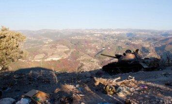 Sīrijas ĀM: bažas par ķīmiskajiem ieročiem var būt iegansts intervencei