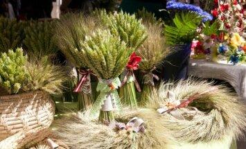 Baltkrievu Līgo tradīcijas un andele tirdziņā – saulgriežu daudzināšana Kalnciema kvartālā