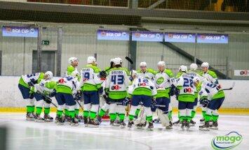 'Kurbads' un 'Mogo' viesos uzvar pirmajās Latvijas kausa pusfināla spēlēs