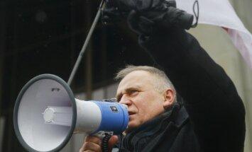 Baltkrievijā aizturēts opozicionārs Nikolajs Statkevičs