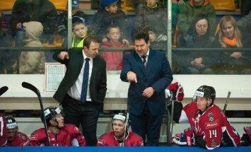 Latvijas hokeja izlases treneris: baltkrievi vairs nav tā komanda, kas agrāk