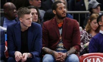 Entonija sāga: 'Rockets' nesteidzas veikt maiņas darījumu ar 'Knicks'