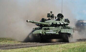 В России начались крупные военные учения