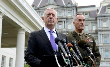 ASV aizsardzības ministrs: Vašingtona vēlas diplomātisku risinājumu Ziemeļkorejas krīzei