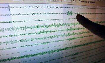 Nikaragvā notikusi 5,7 magnitūdu zemestrīce