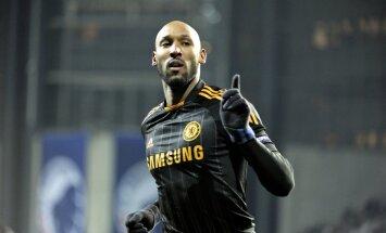 Čempionu līgas 1/4 finālā 'Chelsea' tiksies ar Mančestras 'United'