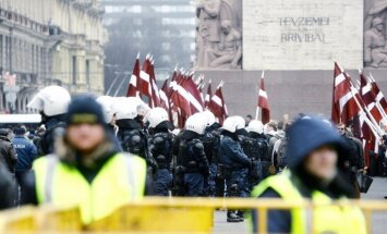 Опрос: Почти половина латвийцев считает, что 16 марта возможны провокации