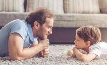 Vecākus aicina uz lekciju par saskanīgu attiecību veidošanu ar bērniem