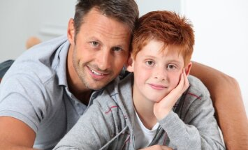 Astoņas lietas, kuras ikvienam tēvam būtu jāiemāca dēlam