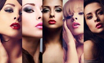 Kā pareizi izvēlēties lūpu krāsas toni