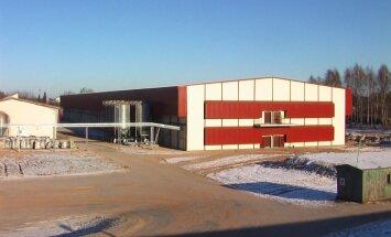 ФОТО: латвийская компания построила курятник за 5 миллионов евро