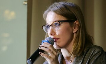 Верховный суд РФ отклонил жалобу Собчак на выдвижение Путина президентом