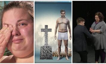 Liekie kilogrami, asaras un bildinājums: negaidītas kaislības 'Patiesības spogulī'
