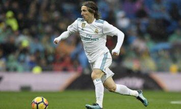 Mediji: Modričs vēlas pamest 'Real Madrid'