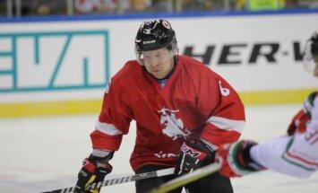 Lietuvas un Igaunijas hokejisti ar zaudējumiem sāk olimpiskās kvalifikācijas priekšsacīkstes