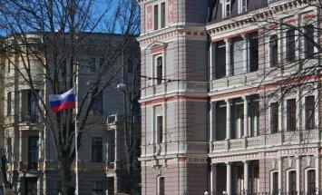 Raidījums: ievērojami paplašinās Krievijas vēstniecība Rīgā