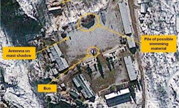 ASV draud Ziemeļkorejai ar 'sekām' kodolizmēģinājuma gadījumā