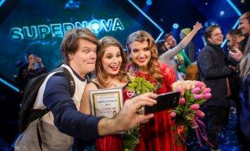 Sākas pieteikšanās autoru un izpildītāju konkursam 'Supernova'