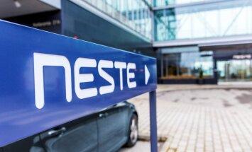 Naftas pārstrādes uzņēmums 'Neste Oil' maina nosaukumu