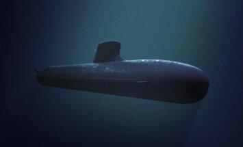 Japāna veikusi zemūdens mācības Dienvidķīnas jūrā, ziņo laikraksts