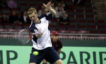 Lībietis Viļņā izcīna piekto 'Futures' titulu karjerā
