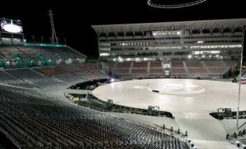Septiņas pilsētas oficiāli paudušas interesi rīkot 2026.gada ziemas olimpiskās spēles