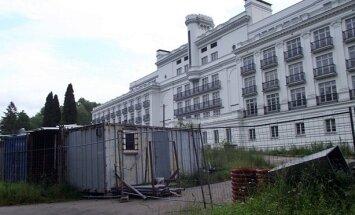 Investora interešu aizstāvji iebilst pret Ķemeru sanatorijas kompleksa pārdošanu Jūrmalas domei bez izsoles