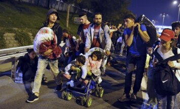 No Turcijas mēģinot iekļūt Bulgārijā, nošauts afgāņu migrants