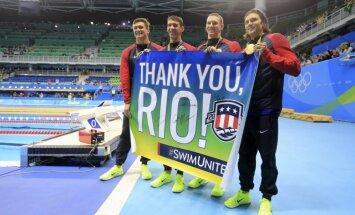 Чем запомнятся Олимпийские игры в Рио: медали, герои и рекорды