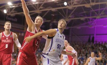 Igaunijas basketbolisti netiek uz 'Eurobasket 2017'