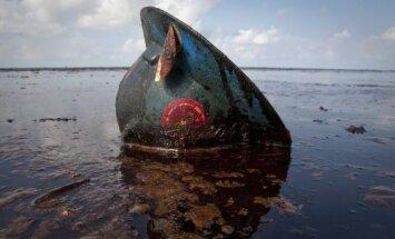 ASV Meksikas līča katastrofas lietā apstiprina 20 miljardu dolāru vienošanos ar BP