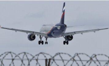 Krievija sola ieviest sankcijas pret divām Ukrainas lidsabiedrībām