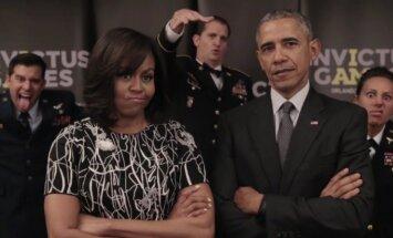 Obamas met izaicinājumu princim Harijam un karalienei
