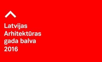 Sākas Arhitektūras nedēļa; pasniegs Latvijas Arhitektūras gada balvu