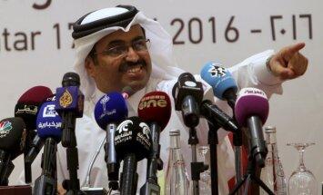 Naftas ieguvējvalstis nevienojas par ieguves apjoma iesaldēšanu