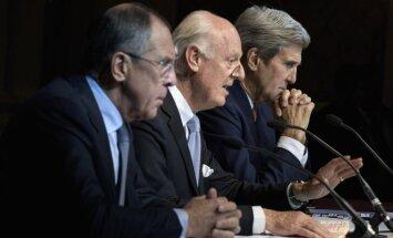 Четырехчасовые переговоры Лаврова и Керри по Сирии прошли безрезультатно