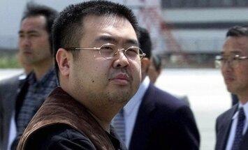 Noslepkavotais Kims Čennams pirms nāves ticies ar ASV aģentu