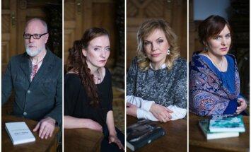 Aicina uz Latvijas Literatūras gada balvas nominantu prozas lasījumiem