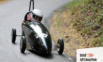 'ZeKurbulis' video: videi draudzīgs autosports bez motora – minikārs