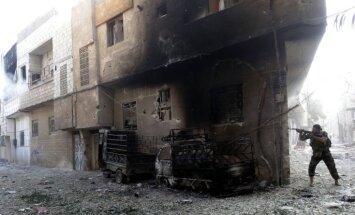 Katara Sīrijas vēstniecību Dohā nodošot opozīcijai