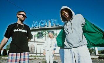 Noskaties! Latvijas mūzikas supergrupa piedāvā juteklisku vasaras hitu