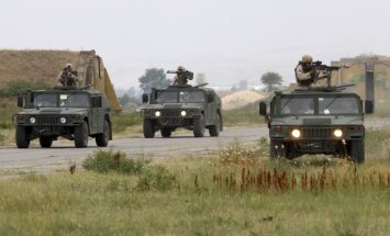 ASV aktivizē Krievijai netīkamo pretraķešu vairogu Rumānijā