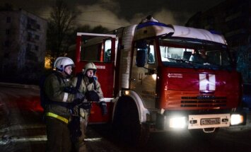 Krievijas dzīvojamā namā gāzes eksplozijā četri bojāgājušie