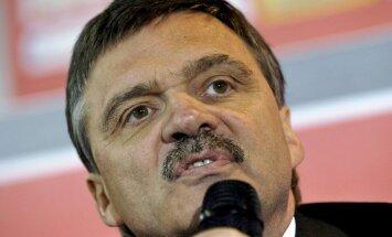 Znaroka rīcība bija netieši nāves draudi, uzsver IIHF prezidents