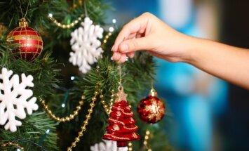 Dalies ar savu unikālo Ziemassvētku eglīti!