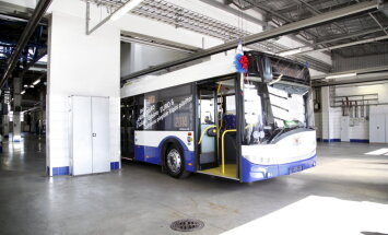 Rīgas satiksme заложило шесть новых автобусов Solaris Urbino