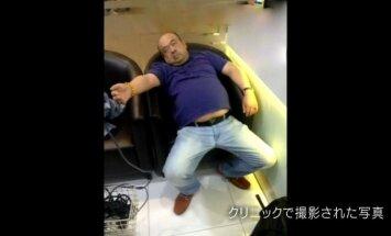 Video: Kā slepkava lidostā uzbruka Kima Čenuna pusbrālim
